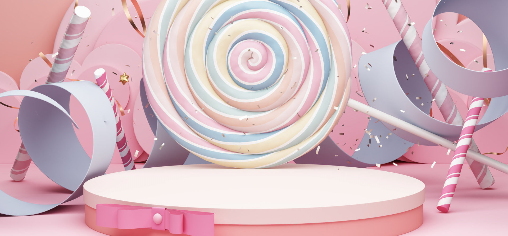 candy themed image